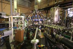 Tokamak Foto de Stock Royalty Free
