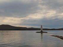 Tokarevskiy latarnia morska Obrazy Royalty Free