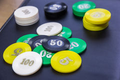 Tokens Royalty Free Stock Photo