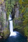 Toketee Falls, Oregon Stock Photography