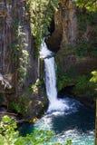 Toketee Falls, Oregon Stock Image