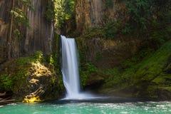 Toketee Falls, Oregon Royalty Free Stock Image