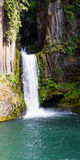 Toketee Falls, Oregon Royalty Free Stock Photography