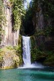 Toketee Falls, Oregon Royalty Free Stock Photo