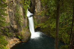 Tokettee Falls Stock Photography