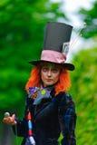 tokig hatter Fotografering för Bildbyråer