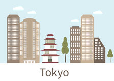 Tokio Fotos de archivo