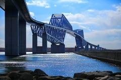 Tokio Bramy Most Obrazy Stock