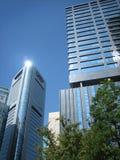 Tokio CBD Imágenes de archivo libres de regalías
