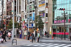 Tokio, Chiyoda oddział - Zdjęcia Stock