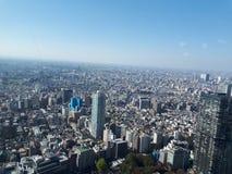 Tokio City View Royalty-vrije Stock Afbeelding