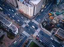Tokio de arriba imagen de archivo libre de regalías