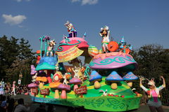 Tokio Disneyland, Japón foto de archivo libre de regalías