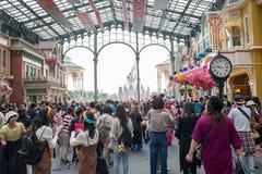 Tokio Disneyland Resort en Jap?n imágenes de archivo libres de regalías