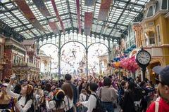Tokio Disneyland Resort en Jap?n foto de archivo