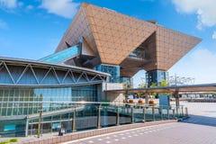 Tokio Duży widok w Odaiba, Tokio, Japonia Obrazy Stock