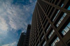 Tokio el cielo Foto de archivo libre de regalías