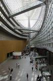 Tokio forum Międzynarodowy budynek Zdjęcia Royalty Free