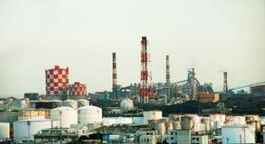 Tokio industriel Photo libre de droits