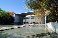 Tokio, Japón - 22 de noviembre de 2013: La gente visita la galería de los tesoros de Horyuji Fotografía de archivo libre de regalías