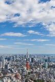 Tokio wierza, Tokio, Japonia Fotografia Stock