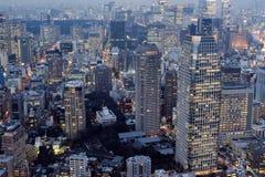 Tokio Miasto Zdjęcie Royalty Free