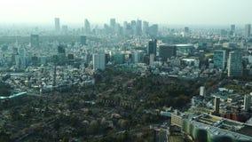 Tokio miasto, Japonia zbiory