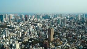 Tokio miasto, Japonia zdjęcie wideo