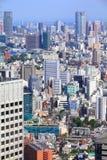 Tokio miastowy bezładne skupisko Obrazy Stock