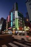 TOKIO, NOV - 21: Akihabara gromadzki Listopad 21, 2013 w Tokio, J Obraz Stock