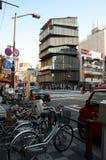 TOKIO, NOV - 21: Niezidentyfikowani turyści wokoło Asakusa kultury wycieczki turysycznej Zdjęcie Stock