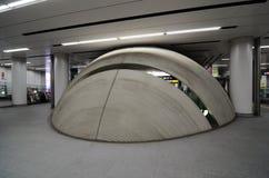 TOKIO, NOV - 23: Shell struktura w Shibuya staci Fotografia Stock