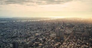 Tokio pejzaż miejski Obraz Stock