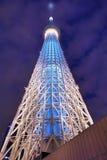 Tokio Skytree Zdjęcia Stock