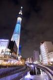 Tokio Skytree Obrazy Royalty Free