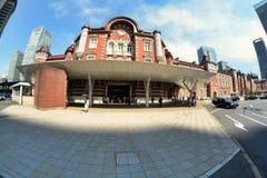 Tokio stacja -3 Obrazy Stock