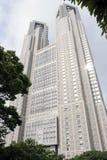 Tokio stołeczna wieże Obrazy Stock