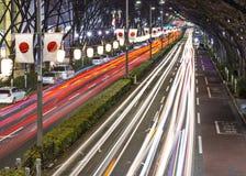 Tokio ulica Zdjęcie Stock