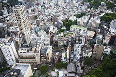 Tokio widok Fotografia Royalty Free