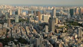 Tokio widok z lotu ptaka