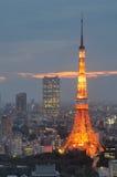 Tokio Wierza Obraz Royalty Free