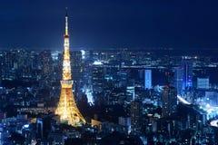 Tokio Wierza Zdjęcia Stock
