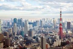 Tokio wierza obrazy royalty free