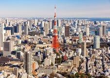 Tokio wierza, Tokio Japonia zdjęcie royalty free