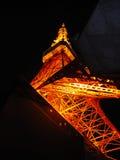 Tokio wierza, Tokio, Japonia Obrazy Royalty Free