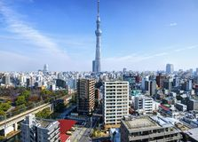 Tokyo stock fotografie