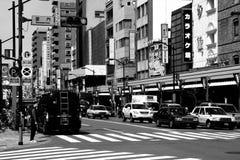 Tokyo Royaltyfri Fotografi