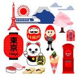 Tokyo stock illustrationer