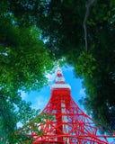 Tokyo arkivfoton