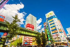 Tokyo, Akihabara, Japan Stock Afbeeldingen